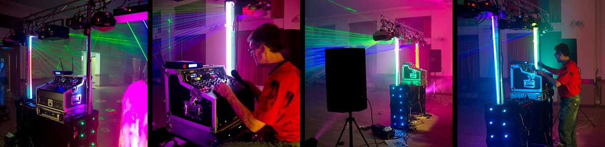 Laser Disco Gallery